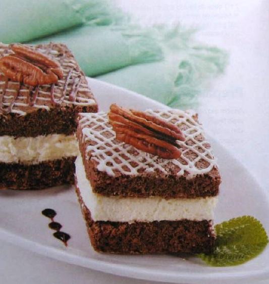 Brownies-con-helado-casero-receta-clasica-postre-crema-de-leche-nueces-chocolate-gelatina-sin-sabor-colapez-1