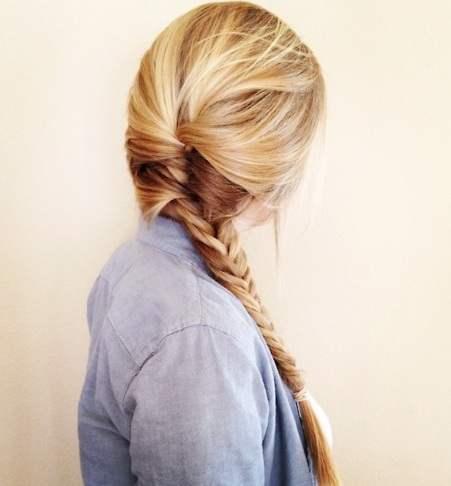 Peinados-para-fiestas-de-fin-de-año-2014-wet-look-aspecto-mojado-fishtail-cola-de-pez-primavera-verano-2014-tendencias-5