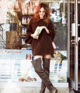 Tendencias-otoño-inverno-2015-Lo-mejor-para-tu-armario-otoño-invierno-2015-leggins-botas-jersey-ponchos-temporada-oversize-estilo-2