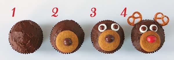 Cupcakes-de-chocolate-para-la-mesa-dulce-de-navidad-Recetas-navideñas-Reto-recetas-navideñas-mesa-navideña-mesa-dulce-3
