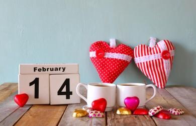 un gran regalo para el 14 de febrero